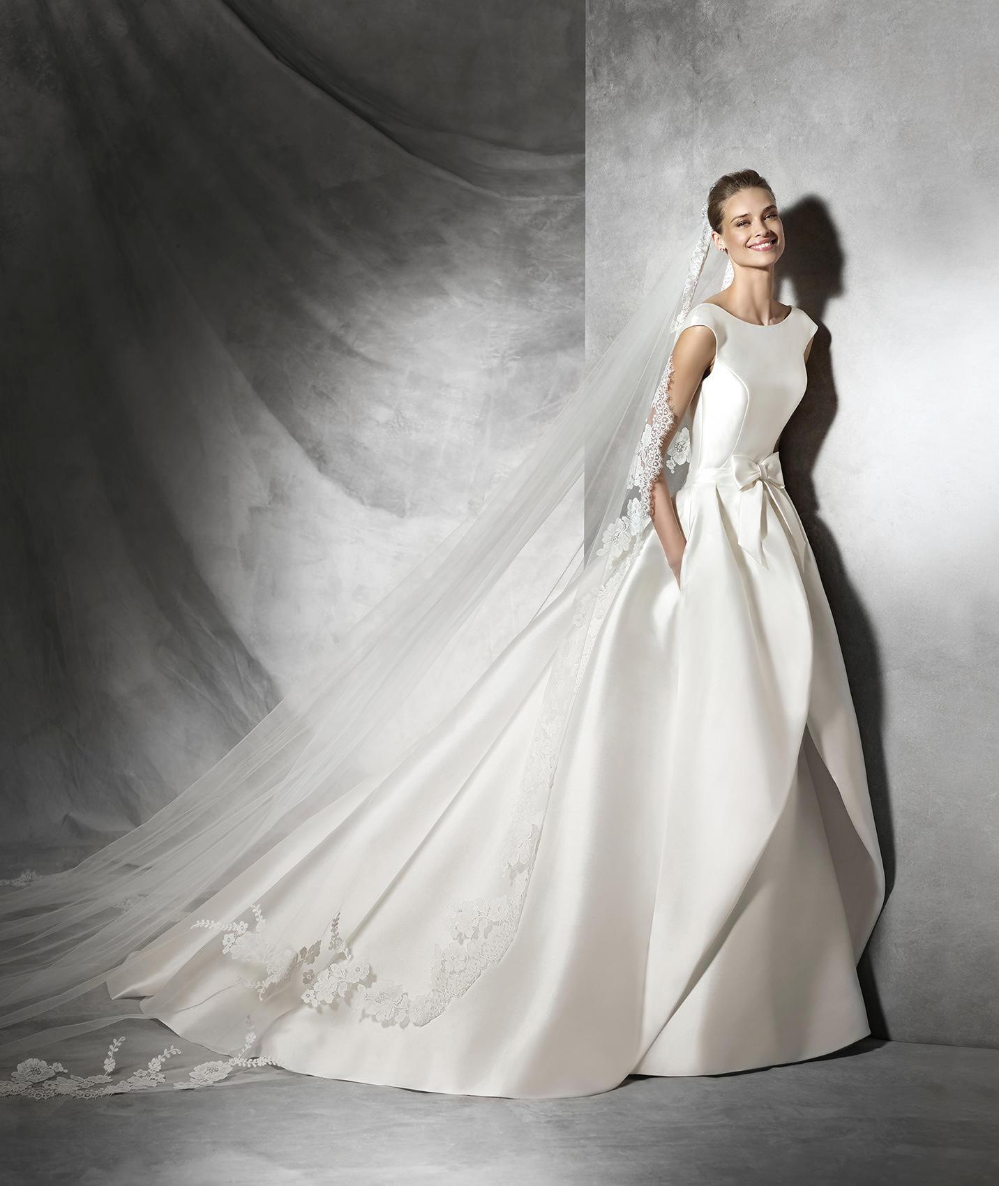 Vestidos de novia pronovias coleccion 2016