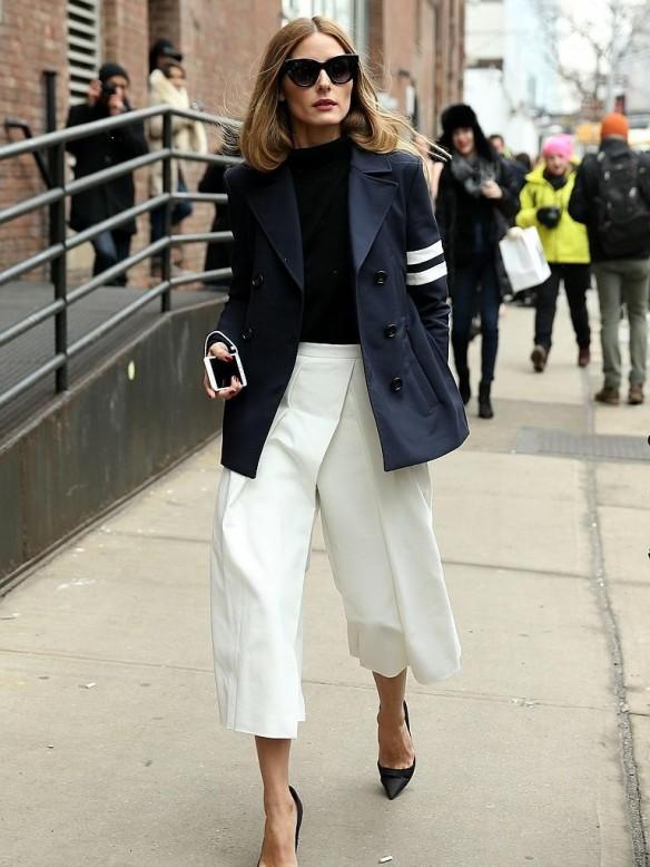 elblogdeanasuero-Pantalón culotte-Olivia Palermo pantalón culotte blanco
