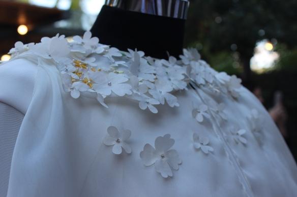el blog de ana suero-Embraceable you_Bebas Closet vestido de novia detalle fiesta