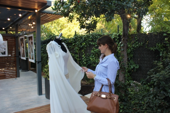 el blog de ana suero-Embraceable you_Bebas Closet vestido de novia fiesta yo