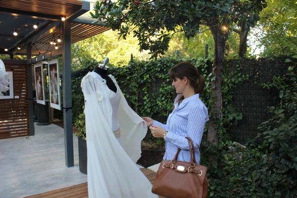 el blog de ana suero-Embraceable you_Bebas Closet vestido de novia fiesta yo