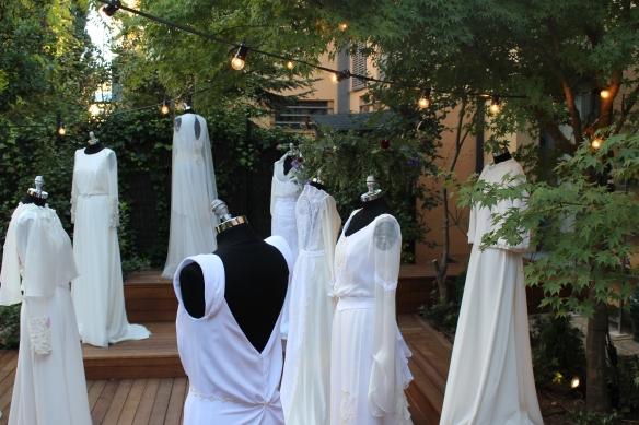 el blog de ana suero-Embraceable you_Bebas Closet vestido de novia fiesta