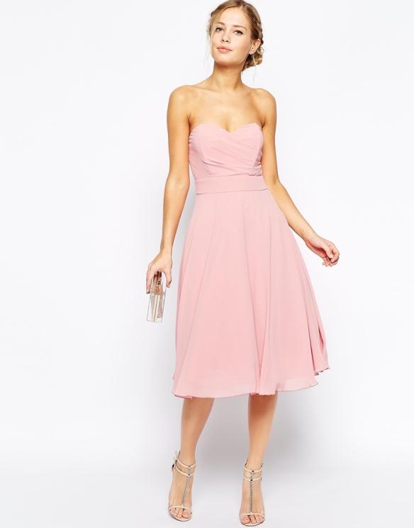 el-blog-de-ana-suero_Rosa cuarzo color pantone 2016-Asos vestido fiesta palabra honor rosa