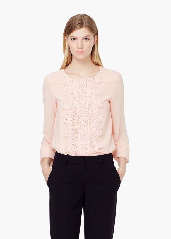 el-blog-de-ana-suero_Rosa cuarzo color pantone 2016-Mnago blusa rosa bordados