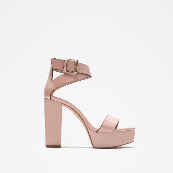 el-blog-de-ana-suero_Rosa cuarzo color pantone 2016-Zara sandalias plataforma