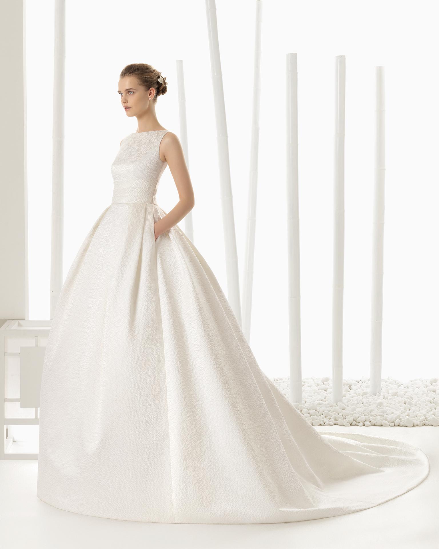 Vestidos de novia pret a porter El blog de Ana Suero