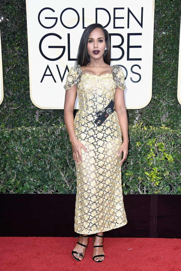 Kerry Washington Dolce & Gabbana