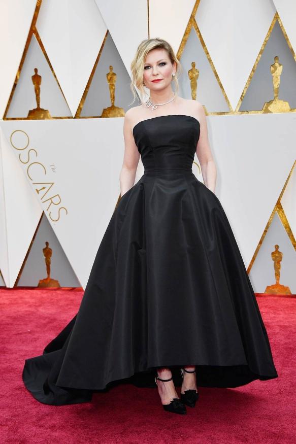 Kirsten Dunst de Dior